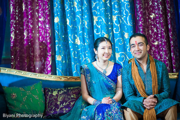 Wedding portraits in Houston, TX Fusion Wedding by Biyani Photography