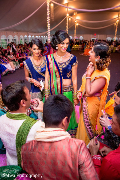 Garba Night in Warwick, RI Indian Wedding by Salwa Photography