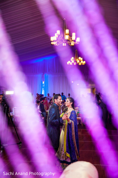 Sangeet in Greenwich, CT Indian Wedding by Sachi Anand Photography