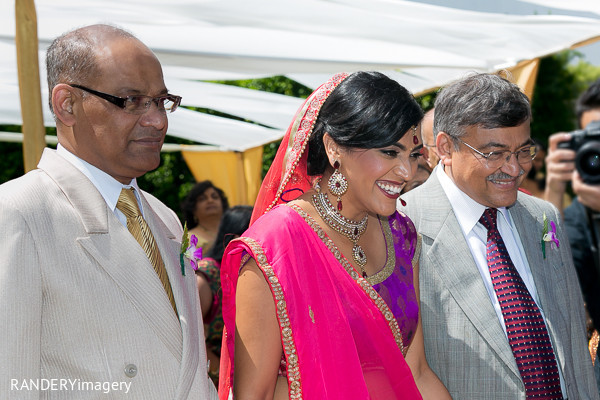Wedding ceremony in Long Beach, CA Indian Wedding by RANDERYimagery