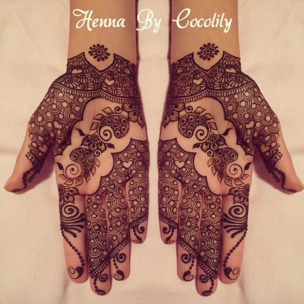 Mehndi maharani finalist: Henna By Cocolily in Mehndi Maharani 2014 Finalist: Henna By Cocolily