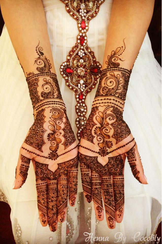 Mehndi Ke Tattoo : Mehndi maharani finalist henna by cocolily in