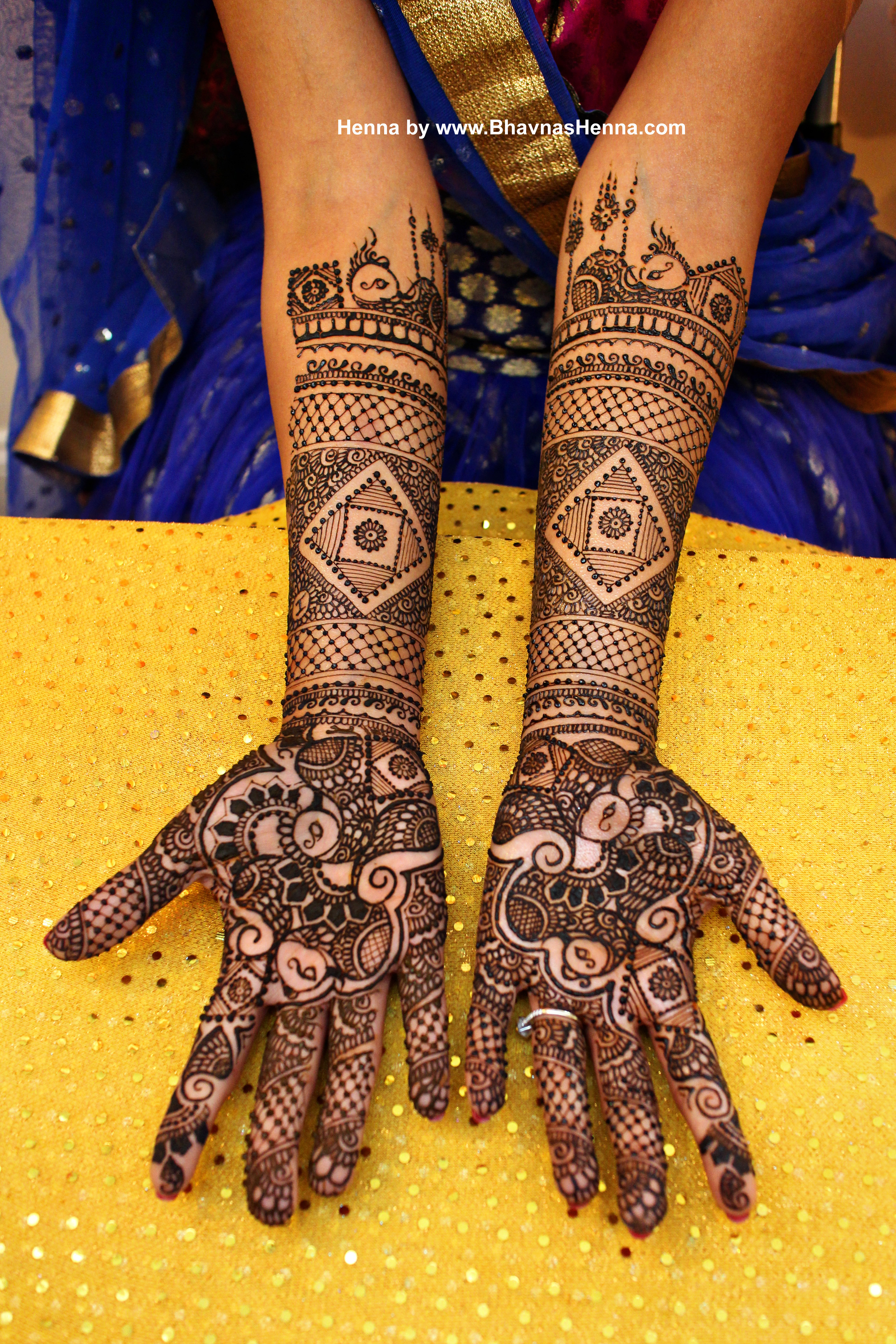 Mehndi maharani finalist bhavna 39 s henna and arts in for Indian jewelry in schaumburg il
