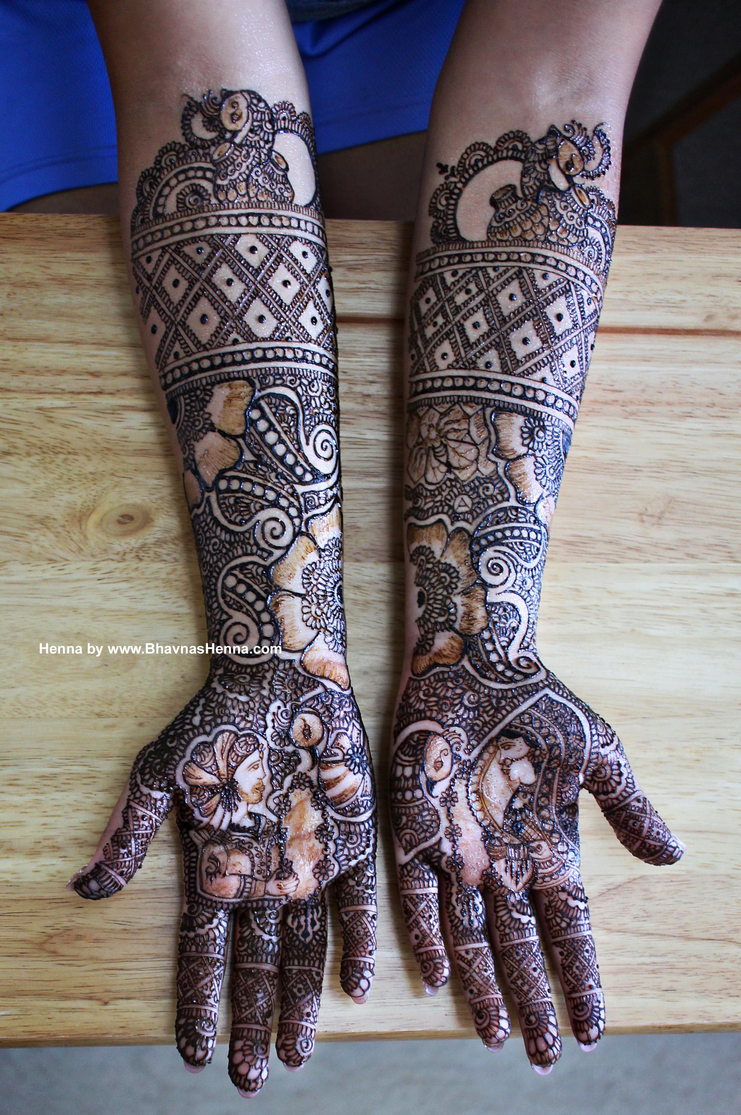 Mehndi Maharani Finalist Bhavna S Henna And Arts Photo