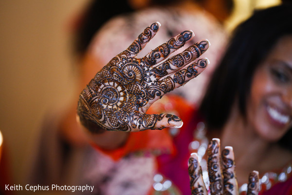 Mehndi party in Norfolk, VA Indian Wedding by Keith Cephus Photography