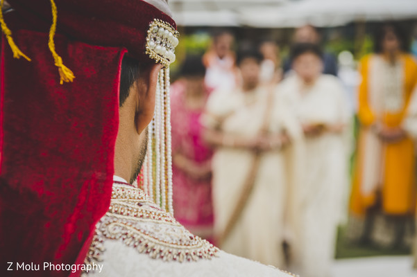 Sangeet/Baraat in Grand Cayman Indian Destination Wedding by Z Molu Photography