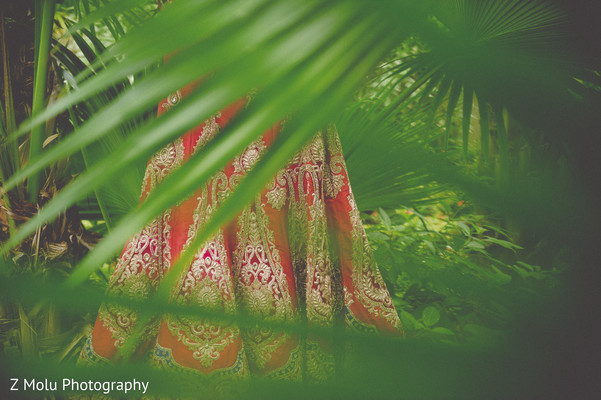 Getting Ready in Grand Cayman Indian Destination Wedding by Z Molu Photography
