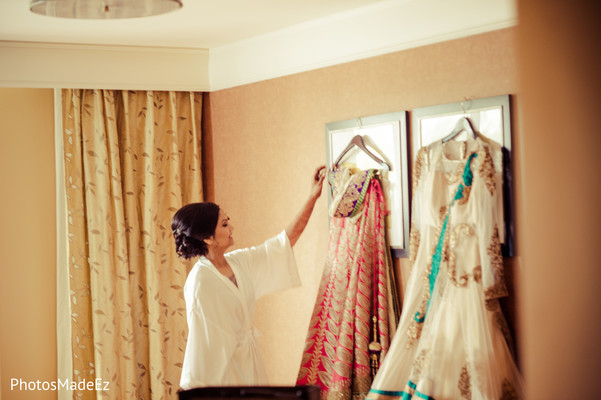 indian bride getting ready,indian wedding lengha,indian bridal lengha,indian wedding lehenga