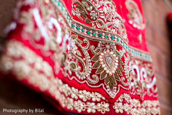 Bridal fashion in Princeton, NJ Indian Wedding by Photography by Bilal