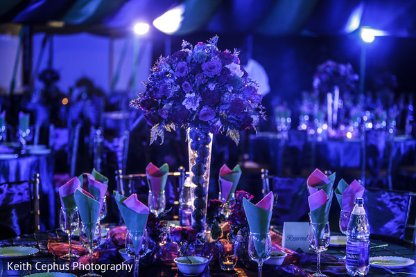 Reception in Kenya, Africa Indian Destination Wedding by Keith Cephus Photography