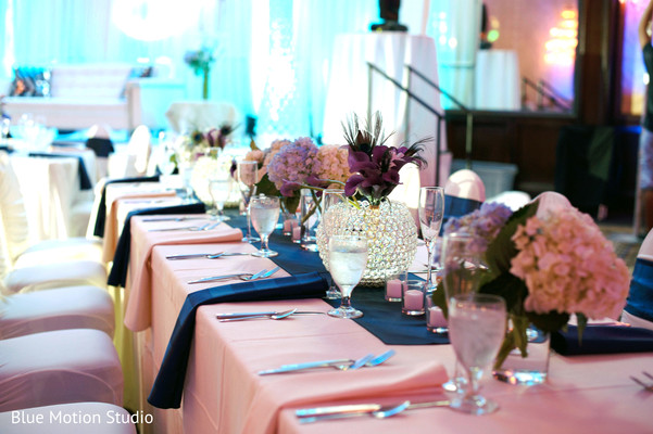 Reception in Savannah, GA Indian Wedding by Blue Motion Studio
