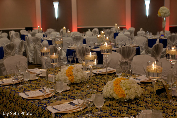 Floral & Decor in Parisppany, NJ Indian Wedding by Jay Seth Photography