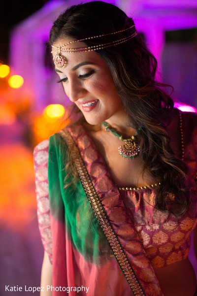 Pre-wedding bridal fashion in Miami, FL Indian Wedding by Katie Lopez Photography