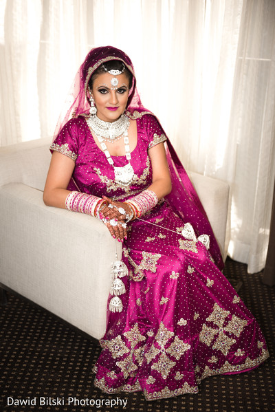 Portraits in San Francisco, CA Indian Wedding by Dawid Bilski Photography