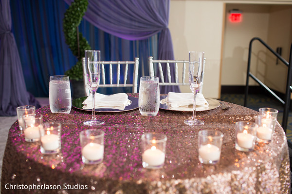 Floral & Decor in Arlington, VA Indian Wedding by ChristopherJason Studios