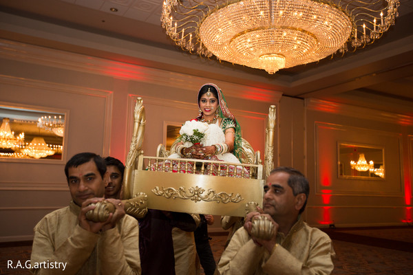 Oakbrook Terrace Illinois Indian Wedding By R A G Artistry Post 4961