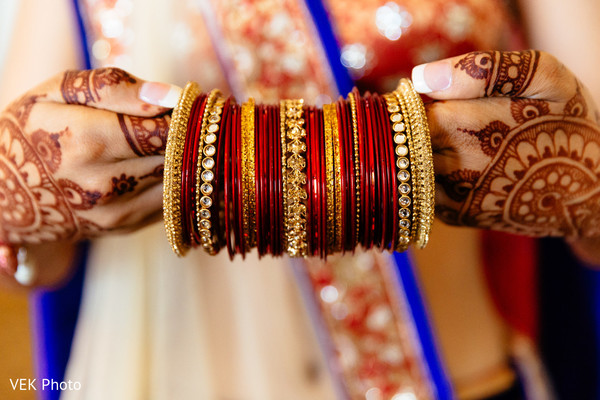 Getting Ready in Dallas, TX Indian Wedding by VEK Photo