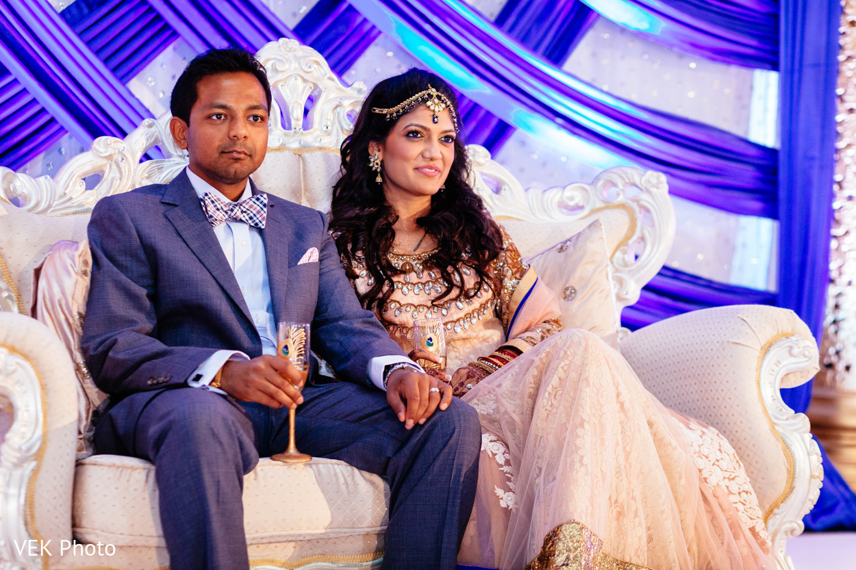 Reception in dallas tx indian wedding by vek photo for Indian jewelry in schaumburg il