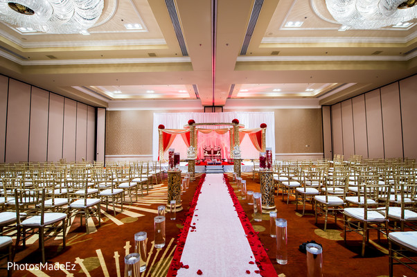 Floral & Decor in Long Island, NY Indian Wedding by PhotosMadeEz
