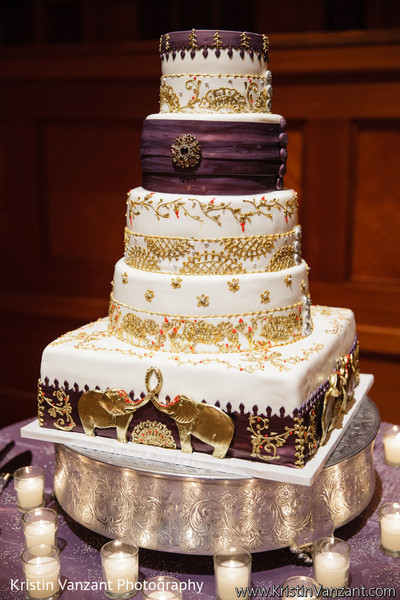 Wedding Cake in Let Them Eat Cake!