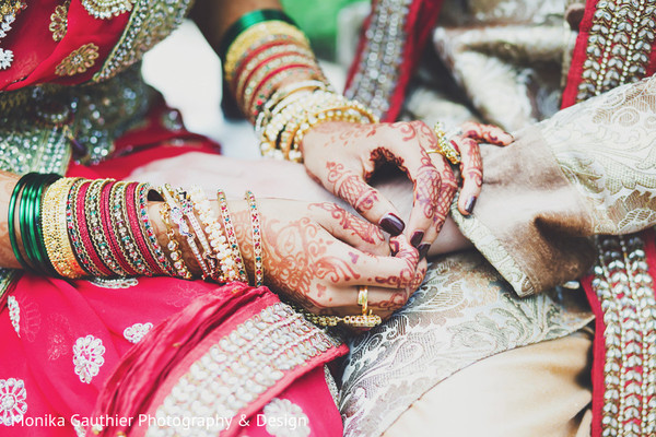 Wedding portraits in Delray Beach, FL Indian Wedding by Monika Gauthier Photography & Design