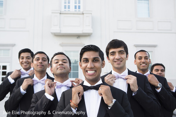 Reception portraits in Somerset, NJ Indian Wedding by Joie Elie Photography & Cinematography