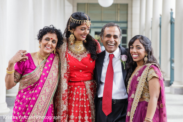 Portraits in Nashville, TN Indian Wedding by Kristin Vanzant Photography