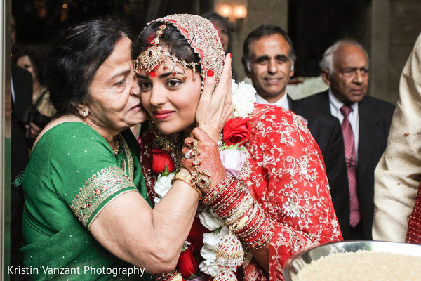 Ceremony in Nashville, TN Indian Wedding by Kristin Vanzant Photography