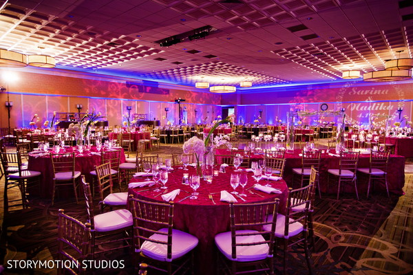 Floral & Decor in Potomac, MD Sikh Wedding by StoryMotion Studios
