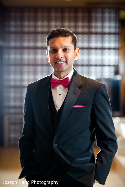 Portraits in Chicago, IL Indian Wedding by Joseph Kang Photography