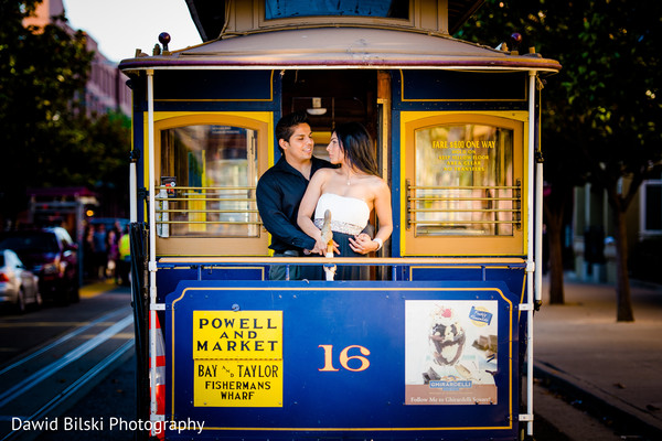 Engagement portraits in San Francisco, CA Engagement by Dawid Bilski Photography