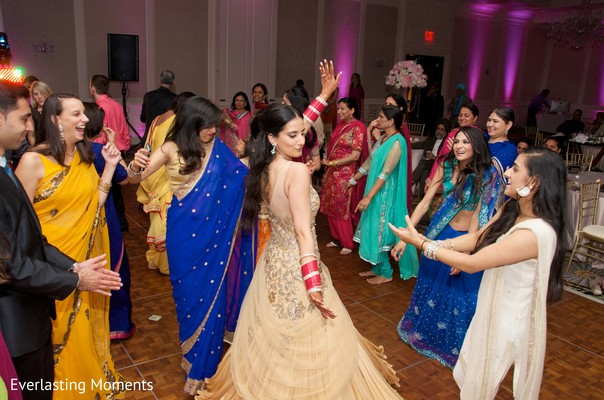 Reception in Bloomfield, MI Sikh Wedding by Everlasting Moments