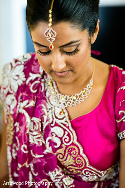 indian bride getting ready,indian weddings