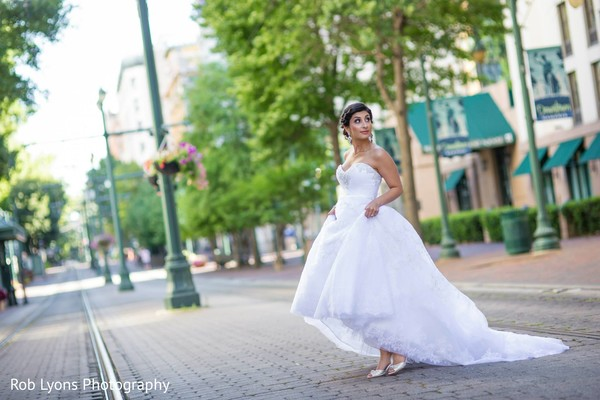 Portraits in Memphis, TN Indian Fusion Wedding by Rob Lyons Photography