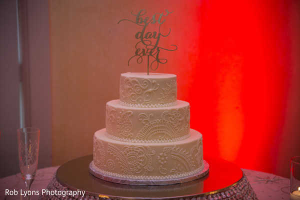 Reception in Memphis, TN Indian Fusion Wedding by Rob Lyons Photography