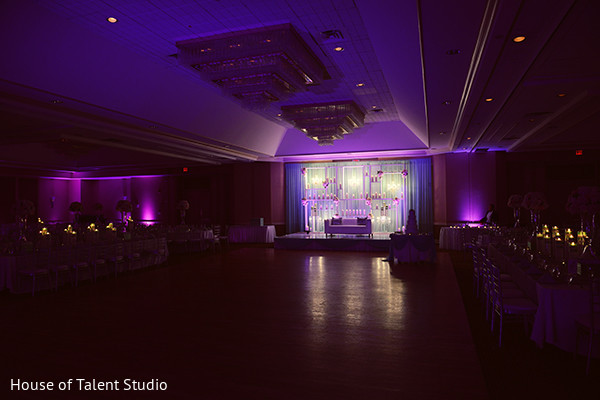 Floral & Decor in Mahwah, NJ Indian Wedding by House of Talent Studio