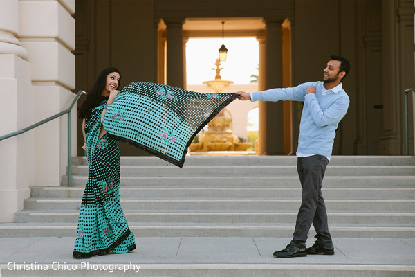 Engagement Sessions in Pasadena, CA Engagement Shoot by Christina Chico Photography