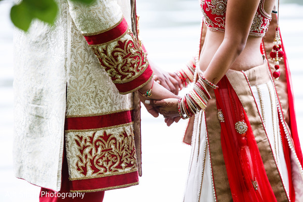 Portraits in Mahwah, NJ Indian Wedding by Ajit Singh Photography