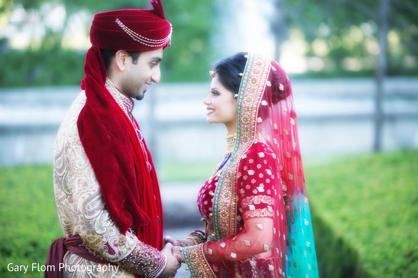 Portraits in Mahwah, NJ Indian Wedding by Gary Flom Photography