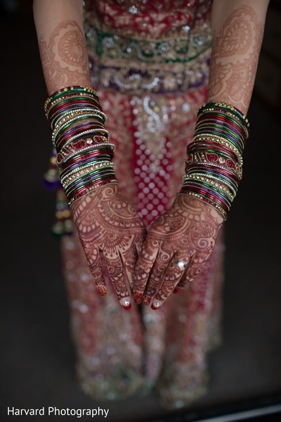 Getting Ready in San Diego, CA Indian Wedding by Harvard Photography