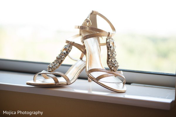 Shoes in Kansas City, MO Sikh Wedding by Mojica Photography