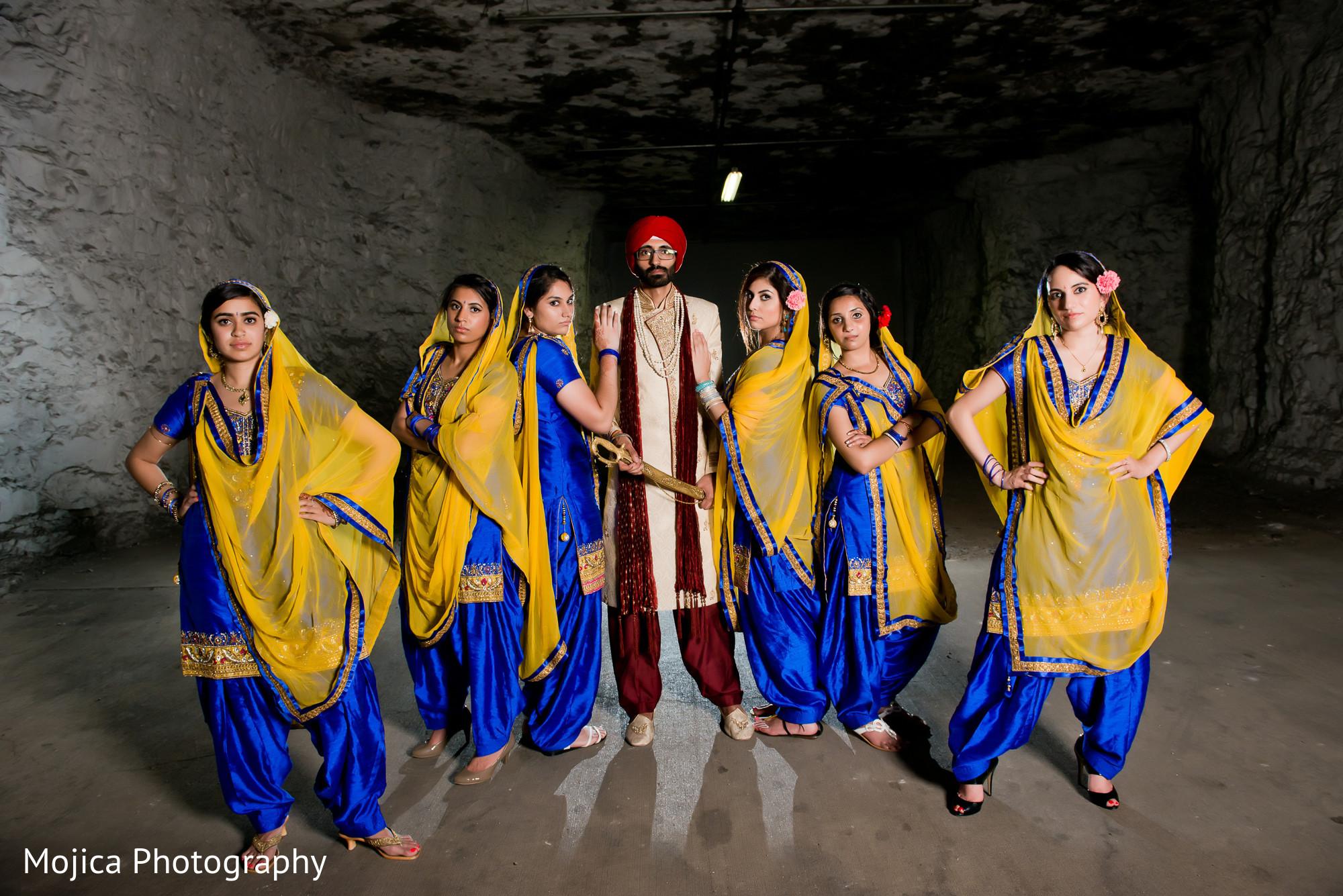 Ceremony in Kansas City, MO Sikh Wedding by Mojica