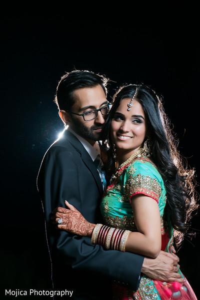 Bridal portraits in Kansas City, MO Sikh Wedding by Mojica