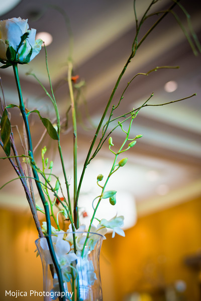 Floral & Decor in Kansas City, MO Sikh Wedding by Mojica Photography