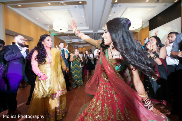 Reception in Kansas City, MO Sikh Wedding by Mojica Photography