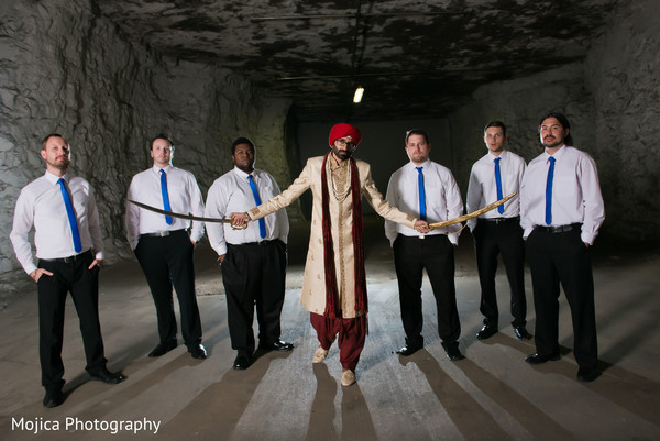 Photo in Kansas City, MO Sikh Wedding by Mojica Photography