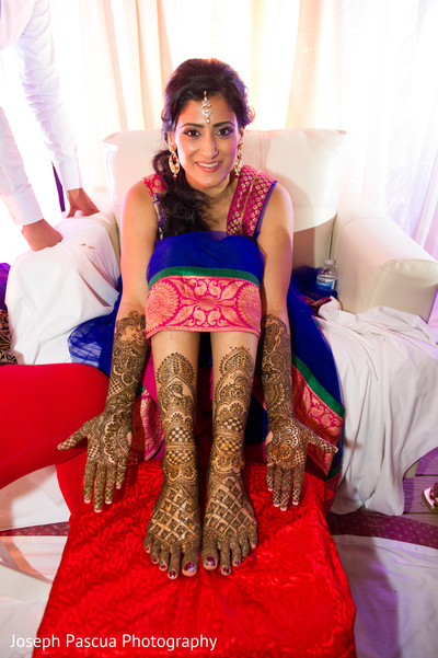 Mehndi party in Livemore, CA Indian Wedding by Joseph Pascua Photography