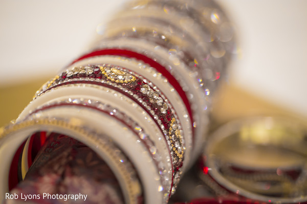 Bridal Jewelry in Memphis, TN Indian Wedding by Rob Lyons Photography