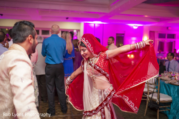 Reception in Memphis, TN Indian Wedding by Rob Lyons Photography