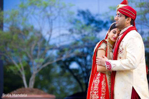 Portraits in Birmingham, AL Indian Wedding by Braja Mandala Wedding Photography